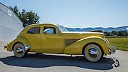 1936 Cord Model 810 Westchester Sedan.