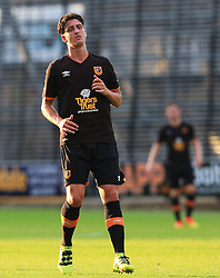 Greg Luer of Hull City - Mandatory by-line: Matt McNulty/JMP - 19/07/2016 - FOOTBALL - One Call Stadium - Mansfield, England - Mansfield Town v Hull City - Pre-season friendly