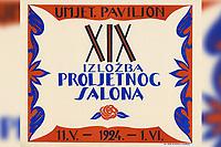 XIX izložba Proljetnog salona : 11.V.-1924.-1.VI. <br /> <br /> ImpresumZagreb : Umjetnički paviljon, 1924. (Zagreb: Lit. asir-radiona)<br /> Materijalni opis1 plakat : litografija ; 68 x 79 cm.<br /> Vrstavizualna građa • plakati<br /> ZbirkaGrafička zbirka NSK • Zbirka plakata<br /> Formatimage/jpeg<br /> SignaturaC-P-XXXIV-4/16<br /> Obuhvat(vremenski)20. stoljeće<br /> PravaJavno dobro<br /> Identifikatori000872994<br /> NBN.HRNBN: urn:nbn:hr:238:222934 <br /> <br /> Izvor: Digitalne zbirke Nacionalne i sveučilišne knjižnice u Zagrebu