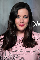 Liv Tyler attending the Lost in Space event to celebrate the 60th anniversary of the OMEGA Speedmaster held in the Turbine Hall, Tate Modern, 25 Sumner Street, Bankside, London. PRESS ASSOCIATION Photo. Picture date: Wednesday 26 April  2017. Photo credit should read: Ian West/PA Wire