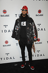 October 17, 2017 - New York, NY, USA - October 17, 2017  New York City..Swizz Beatz attending TIDAL X: Brooklyn at Barclays Center of Brooklyn on October 17, 2017 in New York City. (Credit Image: © Kristin Callahan/Ace Pictures via ZUMA Press)