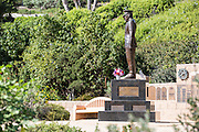 The Marine Monument at Park Semper Fi San Clemente