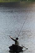 200208 Fishing, Trakai, Lithuania