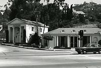 1973 Sunset Blvd. near Sunset Plaza Dr.