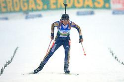 Mihaela Purdea (ROU) at Women 15 km Individual at E.ON Ruhrgas IBU World Cup Biathlon in Hochfilzen (replacement Pokljuka), on December 18, 2008, in Hochfilzen, Austria. (Photo by Vid Ponikvar / Sportida)
