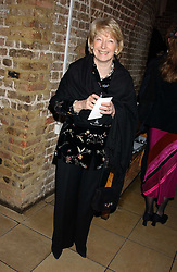 LADY JANE ANCRAM wife of Michael Ancram MP at the annual Parliamentary Palace of Varieties in aid of Macmillan Cancer Relief at St.Johns, Smith Square, London on 2nd February 2006. <br /><br />NON EXCLUSIVE - WORLD RIGHTS