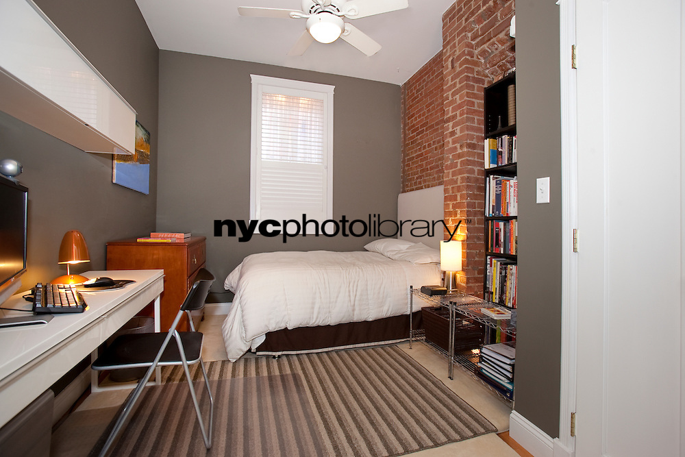 Bedroom at 419 West 48th Street
