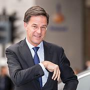 NLD/Amsterdam/20190115 - Koninklijke nieuwjaarsontvangst Nederlandse genodigden, Mark Rutte