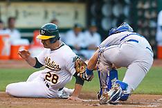 20110614 - Kansas City Royals at Oakland Athletics (MLB Baseball)