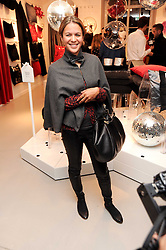 LISA MOORISH at the H&M Home Launch held at 174-176 Oxford Street, London W1 on 2nd November 2010.