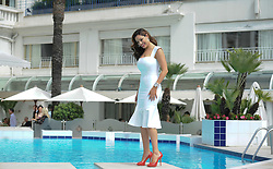 Kelly Brook attends a photocall during the 65th Annual Cannes Film Festival at the Martinez Hotel on May 19, 2012 in Cannes, France...Photo Ki Price.Kelly Brook attends a photocall during the 65th Annual Cannes Film Festival at the Martinez Hotel on May 19, 2012 in Cannes, France. Photo Ki Price/i-Images