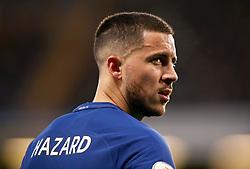 Chelsea's Eden Hazard during the Premier League match at Stamford Bridge, London.