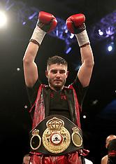 Josh Kelly v Carlos Molina - WBA International Welterweight Championship - 31 March 2018