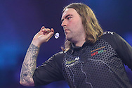 Ryan Searle during the PDC William Hill World Darts Championship at Alexandra Palace, London, United Kingdom on 23 December 2019.
