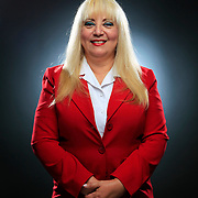 """Former Pct. 1 Hidalgo County Commissioner Sylvia Handy has spent 30 months in federal prison and is serving seven years probation for state charges stemming from a """"phantom employee"""" scheme that had illegal immigrants working at Handy's home while being paid by the county. Despite pleading guilty to those charges, Handy maintains that she is innocent. <br /> Nathan Lambrecht/The Monitor"""