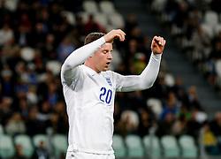 Ross Barkley of England looks frustrated - Photo mandatory by-line: Rogan Thomson/JMP - 07966 386802 - 31/03/2015 - SPORT - FOOTBALL - Turin, Italy - Juventus Stadium - Italy v England - FIFA International Friendly Match.