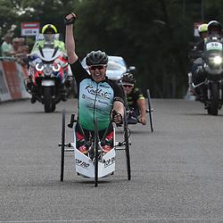 18-06-2017: Wielrennen: NK Paracycling: Montferlands-Heerenberg (NED) wielrennen  <br />Laura de Vaan