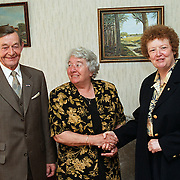 50 Jarig huwelijk fam. Jaap Plat - van der Zee Rembrandlaan 47 Huizen