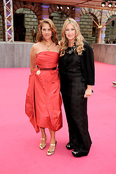 Left to right, TRACEY EMIN and ANYA HINDMARCH at the Royal Academy of Arts Summer Party held at Burlington House, Piccadilly, London on 9th June 2010.