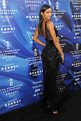 June 14, 2017 - New York, NY, USA - June 14, 2017  New York City..Lais Ribeiro attending the 2017 Fragrance Foundation Awards at Alice Tully Hall on June 14, 2017 in New York City. (Credit Image: © Kristin Callahan/Ace Pictures via ZUMA Press)