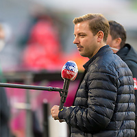 21.11.2020, Allianz Arena, Muenchen, GER,  FC Bayern Muenchen SV Werder Bremen <br /> <br /> <br />  im Bild Florian Kohfeldt (Trainer SV Werder Bremen) <br /> <br /> <br /> <br /> Foto © nordphoto / Straubmeier / Pool/ <br /> <br /> DFL regulations prohibit any use of photographs as image sequences and / or quasi-video.
