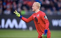Fotball , 12. april 2019 , Eliteserien , Strømsgodset - Mjøndalen 2-3<br /> Julian Faye Lund , MIF