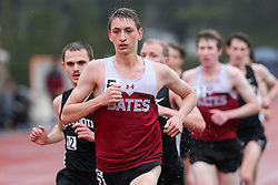 mens 10000 meters, Bates, Maine State Outdoor Track & FIeld Championships