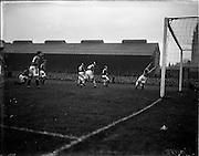 16/11/1952<br /> 11/16/1952<br /> 16 November 1952<br /> Soccer International: Ireland v France at Dalymount Park, Dublin. The game was a 1-1 draw.
