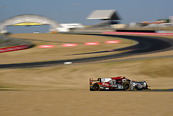 June 18, 2017 - Le Mans, Sarthe, France - Jackie Chan DC Racing Oreca 07 rider HOPIN TUNG.(NLD) in action during the race of the 24 hours of Le Mans on the Le Mans Circuit - France (Credit Image: © Pierre Stevenin via ZUMA Wire)
