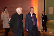 MICHAEL CRAIG-MARTIN; NEIL MACGREGOR, Tate Britain reopening party. Tate Britain. 18 November 2013