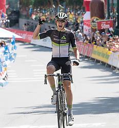 07.07.2017, St. Johann Alpendorf, AUT, Ö-Tour, Österreich Radrundfahrt 2017, 5. Etappe von Kitzbühel nach St. Johann/Alpendorf (212,5 km), im Bild Ben O'Connor (AUS, Team Dimension Data) Etappensieger // Ben O'Connor of Australia (Team Dimension Data) stage winner stage winner during the 5th stage from Kitzbuehel to St. Johann/Alpendorf (212,5 km) of 2017 Tour of Austria. St. Johann Alpendorf, Austria on 2017/07/07. EXPA Pictures © 2017, PhotoCredit: EXPA/ Reinhard Eisenbauer