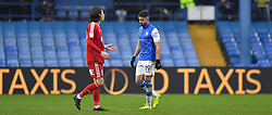 Sheffield Wednesday's Marco Matias as he leaves the pitch