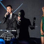 MON/Monaco/20140527 -World Music Awards 2014, Chinese singer Han Geng