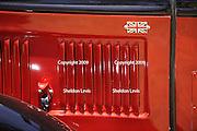 Vintage British car. 2009 Guildford Heritage Festival, Western Australia