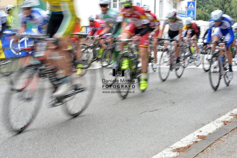 Gara ciclistica per la Categoria Allievi Coppa Luca De Boni e Trofeo Enzo Moser,   Trento 28 Marzo 2016 © foto Daniele Mosna