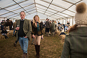 YVIA PULFORD, NICK MORANT, Heythrop Point to Point, Cocklebarrow, 28 January 2018