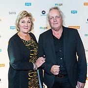 NLD/Utrecht/20181001 - Buma NL Awards 2018, Thomas Tol en partner Willy