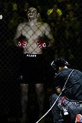 "Kampfsport: MMA, We love MMA, Oberhausen, 31.01.2015<br /> Selim ""Borz"" Agaev (Mixed Sport Gym Hamburg)<br /> © Torsten Helmke"