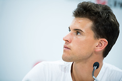 11.06.2019, UniCredit Bank Austria Zentrale, Wien, AUT, Pressekonferenz Dominic Thiem nach French-Open-Finale, im Bild Dominic Thiem (AUT) // Dominic Thiem of Austria during an media briefing after the French Open Finals in Vienna, Austria on 2019/06/11. EXPA Pictures © 2019, PhotoCredit: EXPA/ Michael Gruber