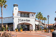 Calvin Klein Clothing Store at the Outlets at San Clemente