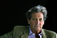British broadcaster, critic and novelist Melvyn Bragg, pictured at the Edinburgh International Book Festival where he discussed his latest book about a boy growing up in 1950s Oxford. The Book Festival is the world's biggest literary festival with appearances by over 500 authors from across the world.....