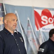 Marc CHOPIN / Président Les Sables Vendée Course au Large