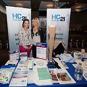 23.05.2018.       <br /> Today, the Institute of Community Health Nursing (ICHN) hosted its2018 community nurseawards in association withHome Instead Senior Care,at its annual nursing conference, in the Strand Hotel Limerick, rewarding public health nurses for their dedication to community care across the country. <br /> <br /> Pictured at the event were, Breda Clifford and Emer O'Sullivan, Healthcare 21. Picture: Alan Place