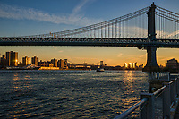 Manhattan Bridge @ Sunrise