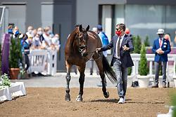 Fairchild Alexa, BEL, Dabanos D'o4, 108, Verwimp Wim<br /> Olympic Games Tokyo 2021<br /> © Hippo Foto - Dirk Caremans<br /> 23/07/2021