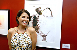 SADIE FROST at Forever Marilyn an exhibition of a art associated with Marilyn Monroe in aid of Save The Children held at Scream, Bruton Street, London on 23rd October 2006.<br /><br />NON EXCLUSIVE - WORLD RIGHTS