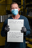Gary has worked at Amazon for 9 months. He is from Tyldesley.