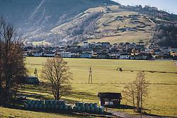 THEMENBILD - Ortsansicht von Kaprun im Herbst, aufgenommen am 18. November 2020, Kaprun, Österreich // Village view of Kaprun in autumn on 2020/11/18, Kaprun, Austria. EXPA Pictures © 2020, PhotoCredit: EXPA/ Stefanie Oberhauser