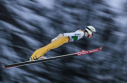 16.12.2017, Gross Titlis Schanze, Engelberg, SUI, FIS Weltcup Ski Sprung, Engelberg, im Bild Clemens Aigner (AUT) // Clemens Aigner of Austria during Mens FIS Skijumping World Cup at the Gross Titlis Schanze in Engelberg, Switzerland on 2017/12/16. EXPA Pictures © 2017, PhotoCredit: EXPA/JFK