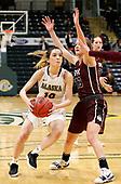 Mar 2, 2018-NCAA Women's Basketball-Seattle Pacific at Alaska Anchorage